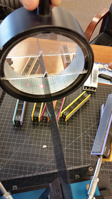 Aura-Knife-Goniometer